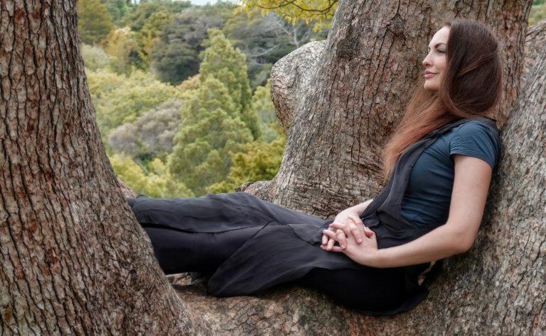 Anita Andreis in New Zealand